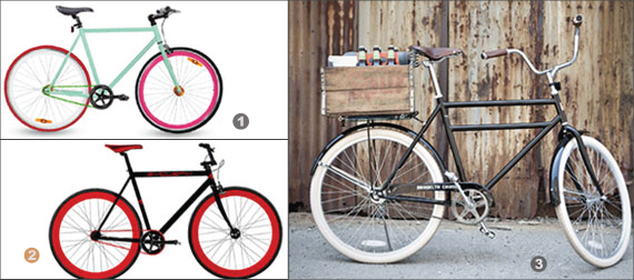 Build-a-bike Banner