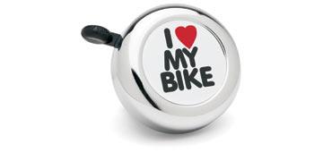 i <3 my bike bell