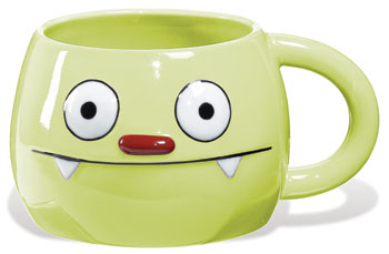 Big Toe Uglydoll Mug