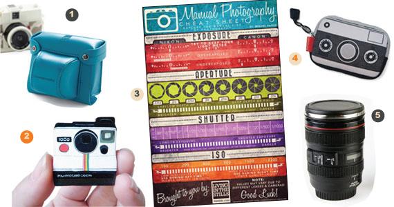 Camera Gifts