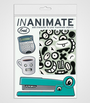 Inanimate Stickers