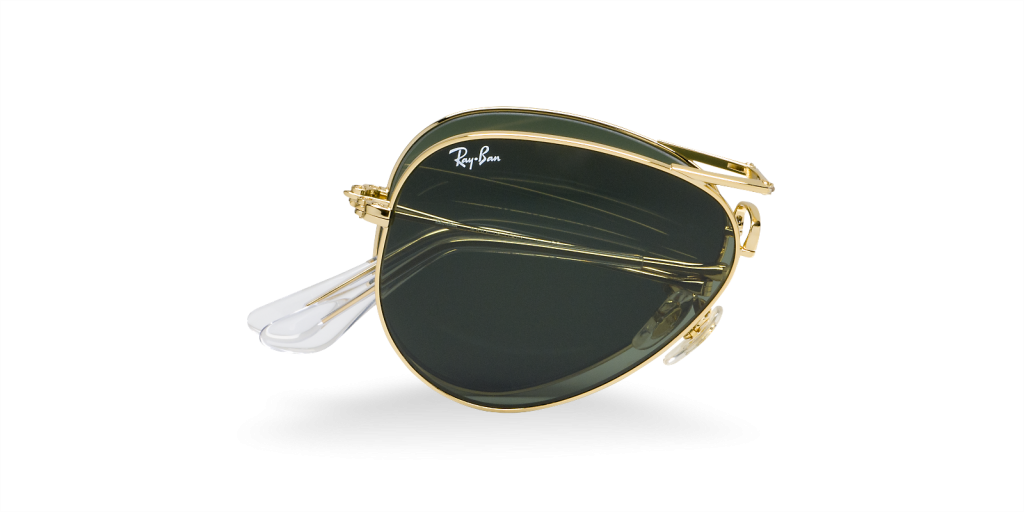99ccc78b80 Ray Ban Folding Aviator Gold « Heritage Malta
