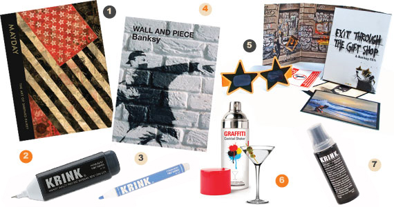 Gifts For Your Graffiti Heads | Cool Gifting