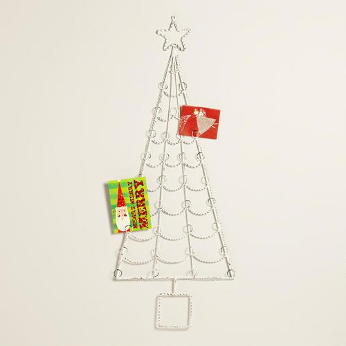 Christmas Tree Card Holder