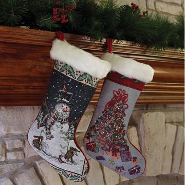 the fiber optic christmas stocking - Classic Christmas Stockings