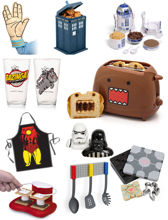 Attractive Gift Ideas For Your Geek In The Kitchen