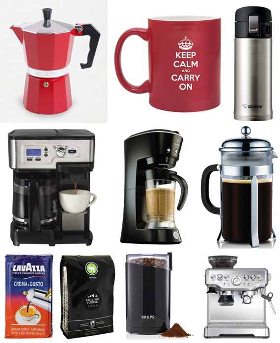 Gift Ideas For Coffee Lovers & Gift Ideas For Coffee Lovers u2013 Cool Gifting