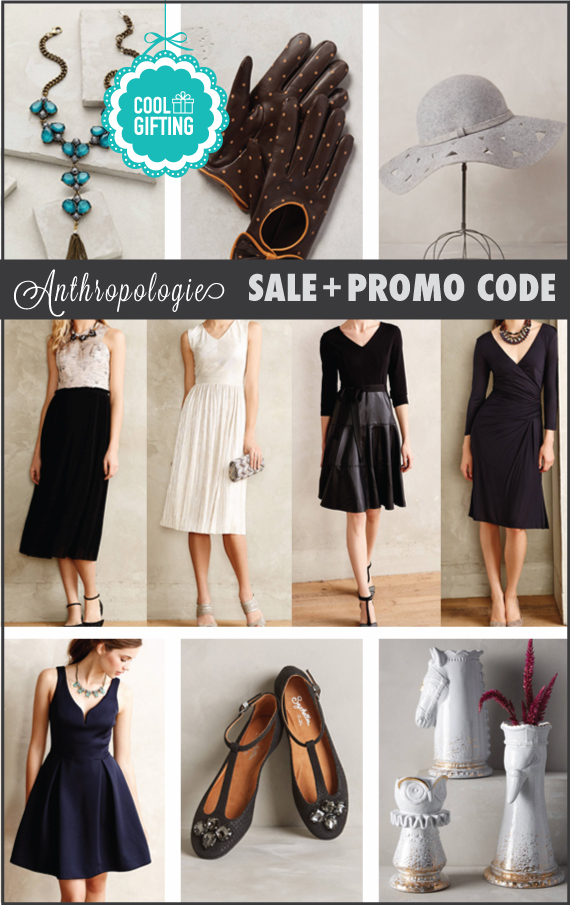 9d4e91bfbdcd Anthropologie Sale + 40% OFF Promo Code – Cool Gifting