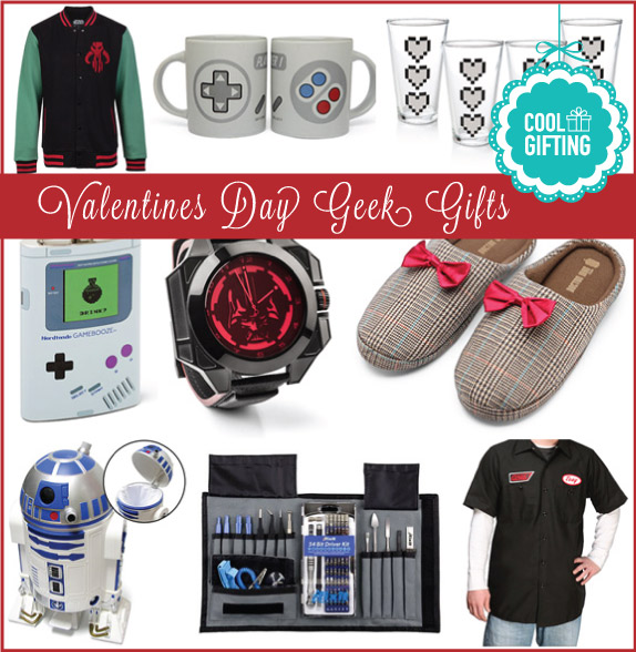Geek Valentines: Gifts For Him