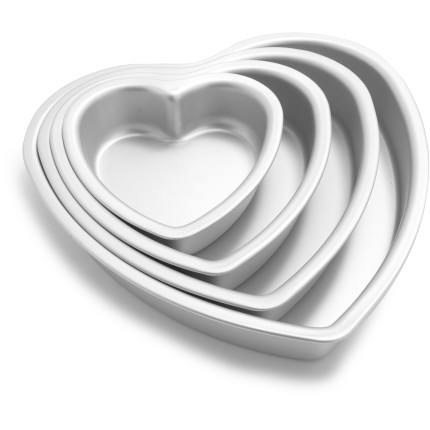 Heart Cake Pans Daddio