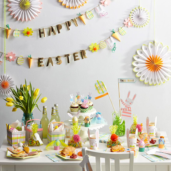 Easter party decorations cool gifting for Decoration for party