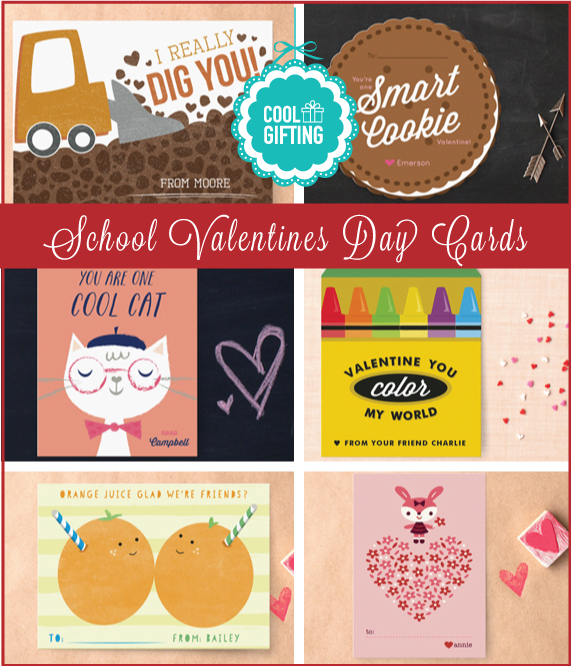 Valentines Day at School  Cool Gifting