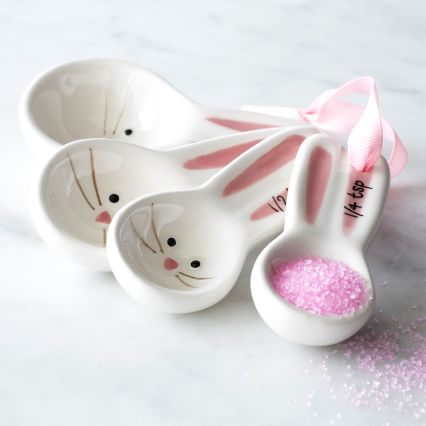 Cute Measuring Cups And Spoons. snowy owls measuring spoon ...