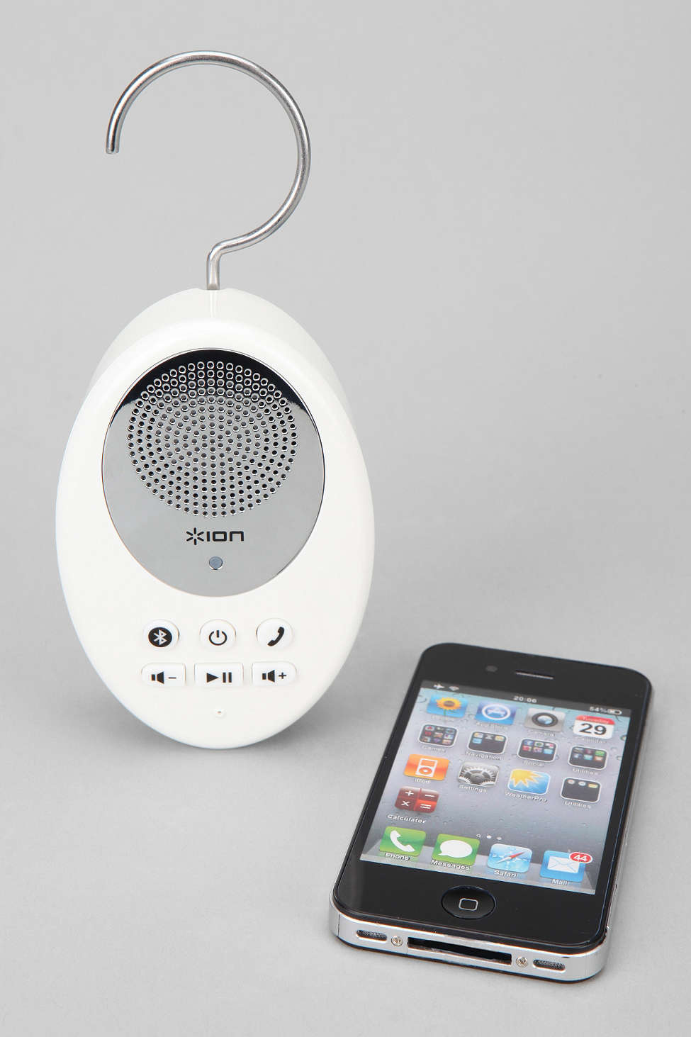 Ion-Sound-Splash-Wireless-Waterproof-Shower-Speaker