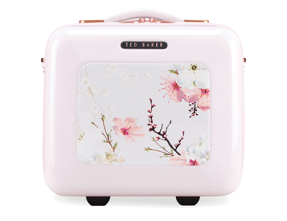 Gorgeous Vanity Makeup Case Gift Ideas for Makeup Lovers by Ted Baker London