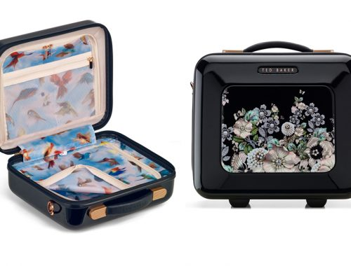 Gorgeous Vanity Makeup Case Gift Ideas for Makeup Lovers