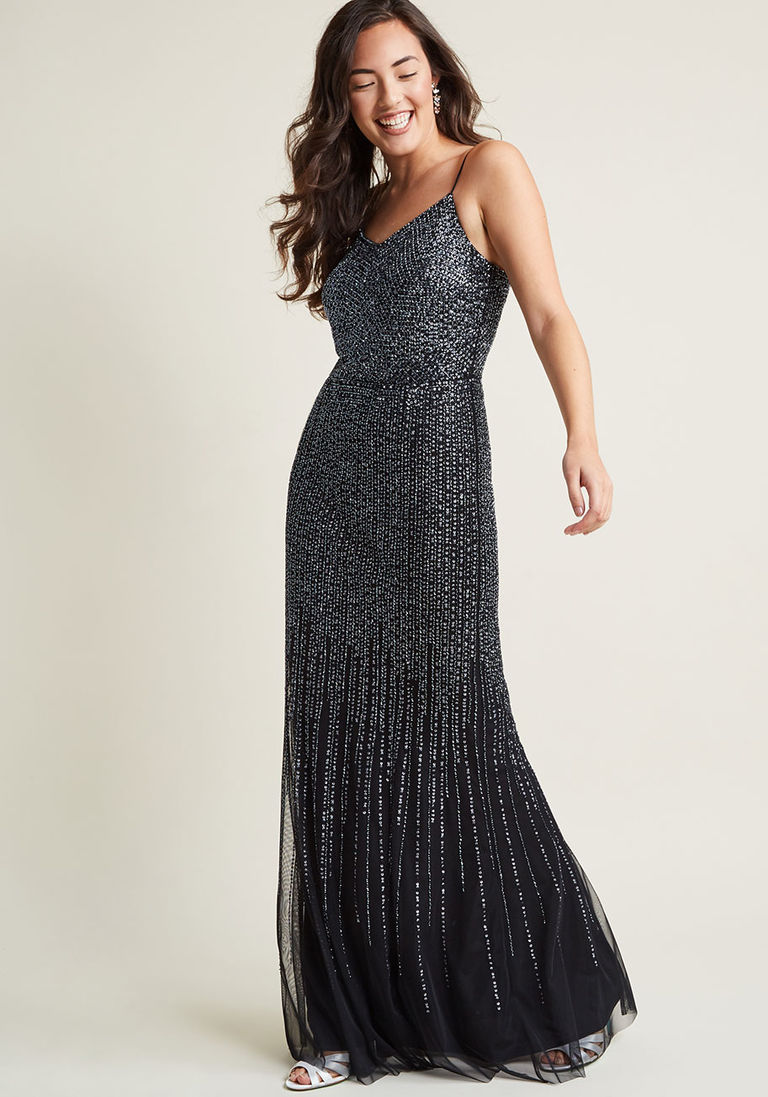 Adrianna Papell Just Glamorous Holiday Party Dress