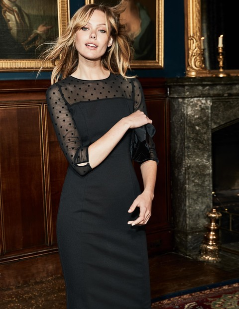 Isabella Ponte Party Dress by Boden